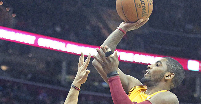 Opinion: Kyrie Irving's new contract offers new hope for Cleveland Cavaliers