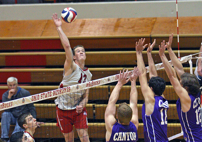 Ohio State men's volleyball takes 2 against Grand Canyon ...