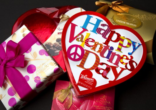 According to the National Retail Federation, the average person was expected to spend about $130 for Valentine's Day last year.