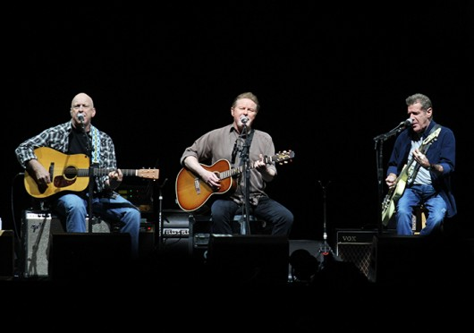 Rock band the Eagles perform at Nationwide Arena March 7. Credit: Shelby Lum / Photo editor