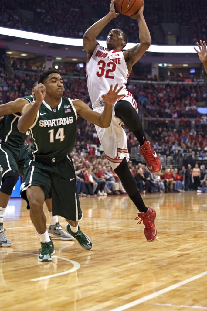 Ohio State men's basketball send senior guards Aaron Craft ...