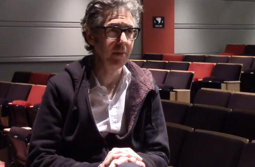 VIDEO: Ira Glass of 'This American Life' visits Ohio State