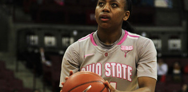 Ameryst Alston's 4th 30-point game of season leads Ohio State past Northwestern in 1st round of Big Ten Tournament