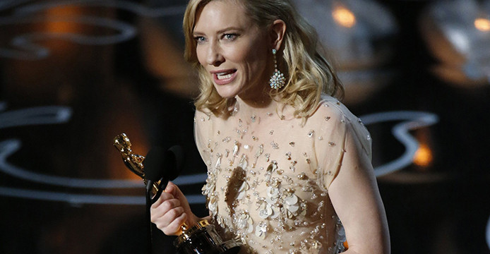 Opinion: Cate Blanchett's Oscar speech not a statement on Woody Allen scandal