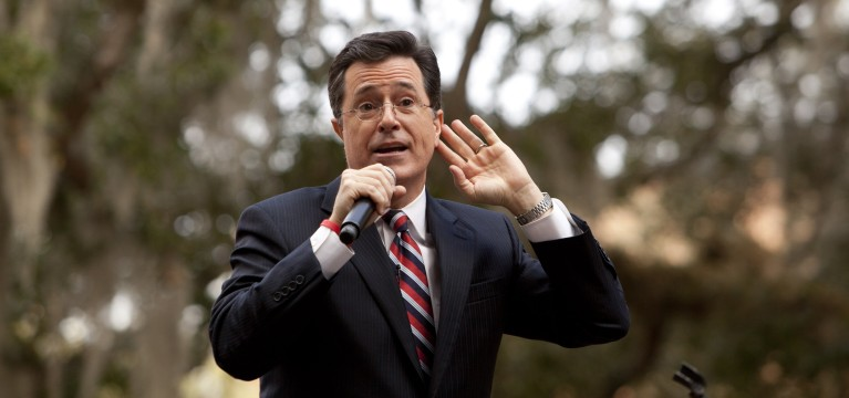 Opinion: #CancelColbert a parody of its own cause, not activism