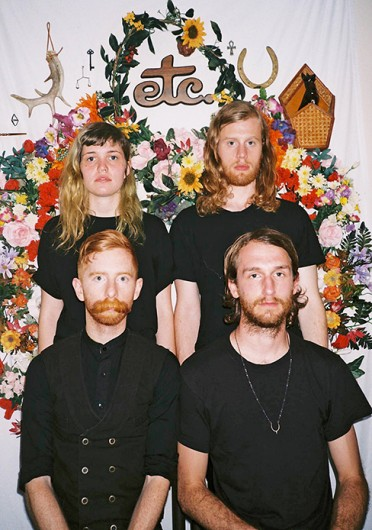 Indie band Saintseneca is set to perform at 7:15 p.m. July 13 at Bunbury Festival in Cincinnati.  Credit: Courtesy of Anti- Press