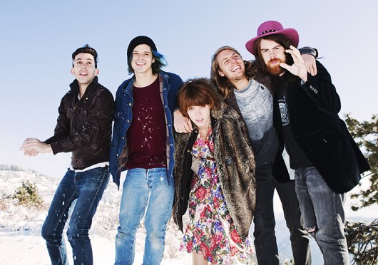 Alternative rock band Grouplove is set to perform at LC Pavilion March 29. Credit: Courtesy of Atlantic Records