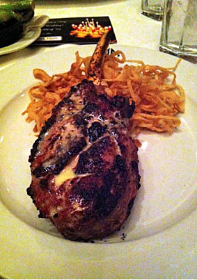 Hyde Park Prime Steakhouse Credit: Hayden Grove / Asst. sports director at BuckeyeTV