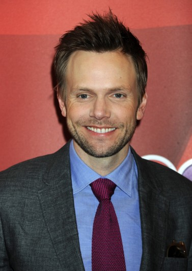 Joel McHale attends the NBC Upfront Presentation at Radio City Music Hall in New York City May 13. Credit: Courtesy of MCT