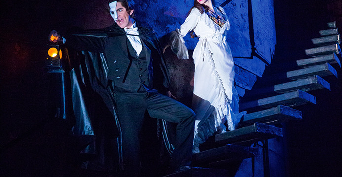 'The Phantom of the Opera' to fill Columbus with music of the night
