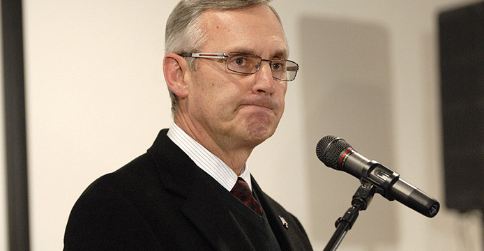 Jim Tressel named next Youngstown State University president