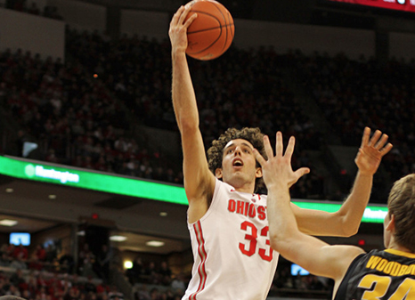 Opinion: Ohio State's men's basketball player Amedeo Della Valle best choice for USG president