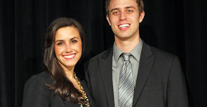 Ohio State USG candidates 2014: Josh Ahart and Jen Tripi