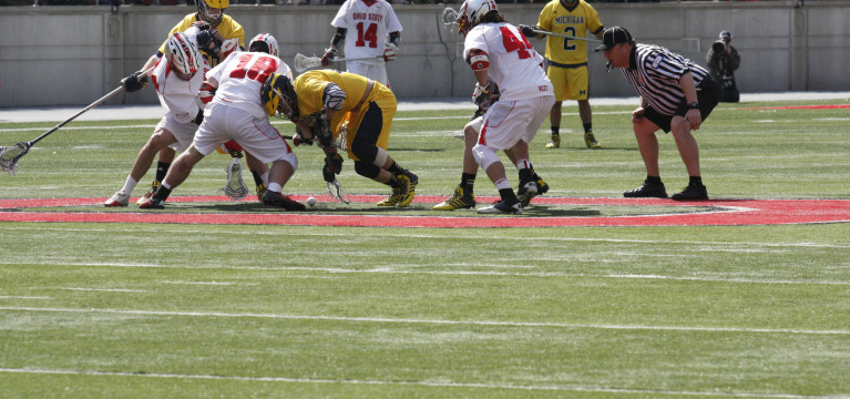 Ohio State men's lacrosse shuts out Michigan in 2nd half, beat Wolverines, 15-6