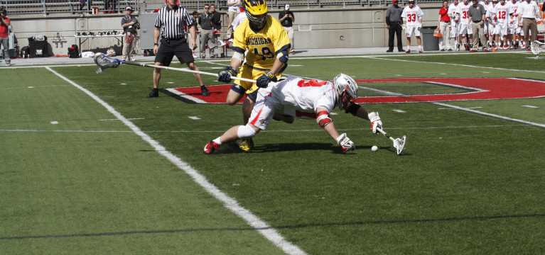 Ohio State men's lacrosse set to host ECAC tourney, face Air Force in first round