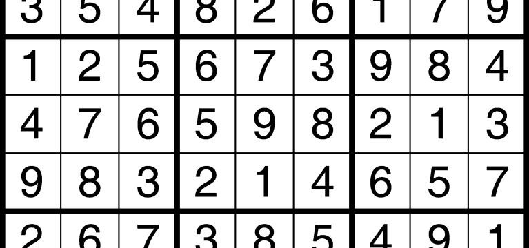 April 15 puzzle solutions