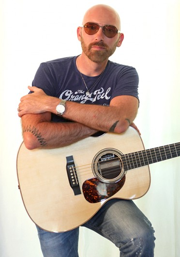 Country singer-songwriter Corey Smith is set to play Newport Music Hall April 13.  Credit: Courtesy of Hodges Usry