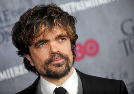 Peter Dinklage attends the 'Game Of Thrones' Season 4 premiere in New York City March 18. Credit: Courtesy of MCT