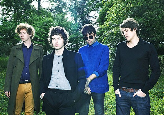 Indie-pop band The Kooks is set to perform at Lollapalooza in Chicago Aug. 2. Credit: Courtesy of Diedre O'Callaghan.