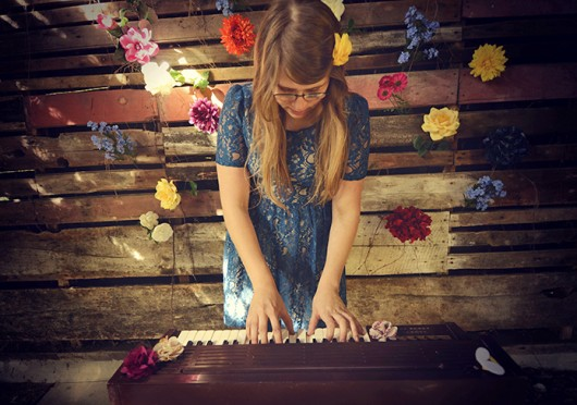 Columbus artist Mary Lynn Gloeckle, who is set to perform at Fourth Street Patio and Bar and Grill April 10.  Credit: Courtesy of Jesi Rodgers