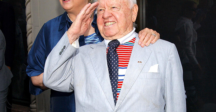 Opinion: Mickey Rooney remembered for 'impressive career in the arts'