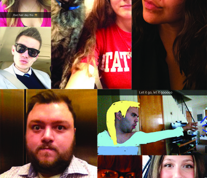 Opinion: Selfies go through various trends, ultimately here to stay