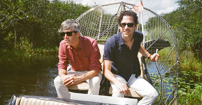 We Are Scientists hope to bring 'new love' to Columbus' The Basement