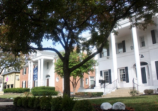 Some OSU fraternities plan to spend millions of dollars on renovations to meet the new standards in order to house second-year students for the on-campus living requirement set to go into effect Fall Semester 2016. Credit: Lantern file photo