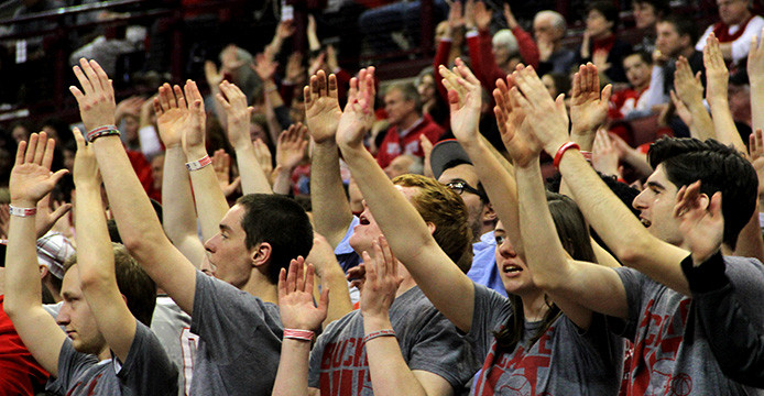 Ohio State students work on creating new basketball ticket distribution policy