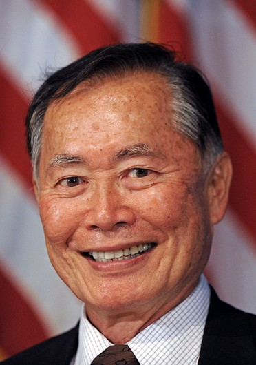 George Takei is set to serve as grand marshal for the 2014 Stonewall Columbus Pride Festival and Parade. Credit: MCT