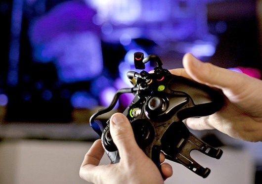 A recent study by an OSU professor found video games could be reinforcing negative racial stereotypes. Credit: Courtesy of MCT