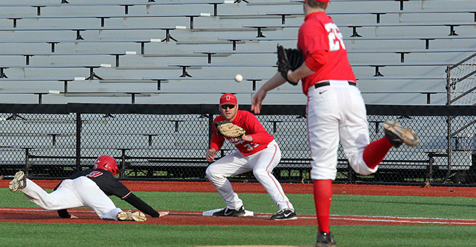 Ohio State baseball looks to end 2-game losing streak in weekend series against Murray State