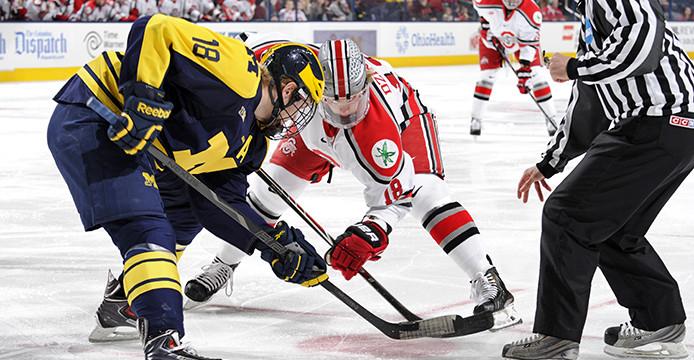 Ohio State men's hockey player Ryan Dzingel to forgo senior season, sign with Ottawa Senators