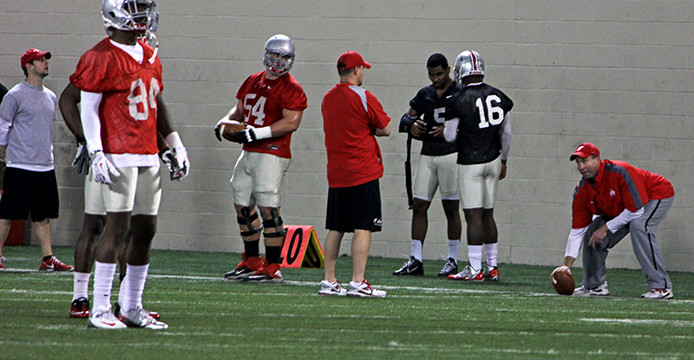 Position battles highlight Ohio State football spring practice