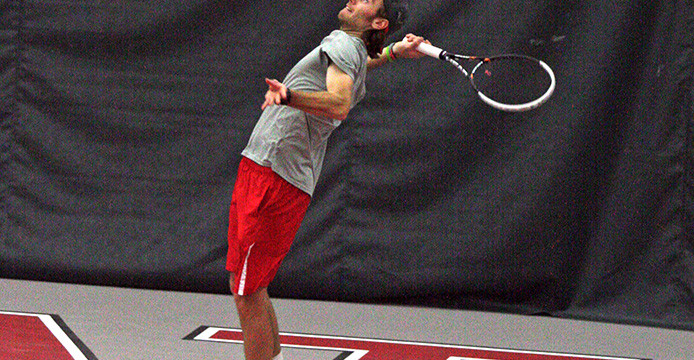 Ohio State men's tennis win 2 weekend matches, beats Minnesota and Wisconsin