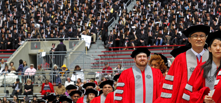 Summer Commencement speaker selection involved students, set to cost $78K