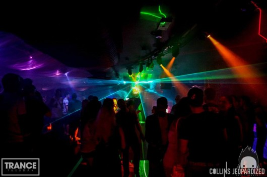 Trance Tuesday is every Tuesday at Midway on High. Credit: Courtesy of Mike Salone