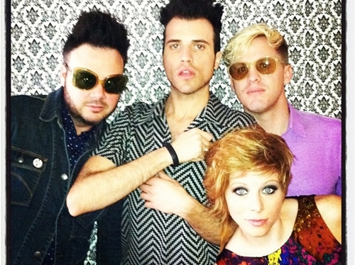 Neon Trees is set to perform at Newport Music Hall June 30. Credit: Courtesy of Neon Trees