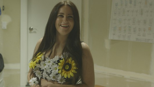 Mikaela is one of the virgins followed in MTV's 'Virgin Territory,' set to premiere July 16. Credit: Courtesy of MTV