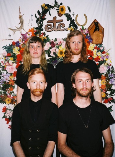 Columbus-based indie folk rock band Saintseneca canceled its performance at Columbus' inaugural Fashion Meets Music Festival. Credit: Courtesy of Anti- Press