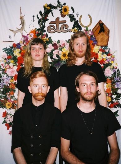 Columbus-based indie folk rock band Saintseneca canceled its performance at Columbus' inaugural Fashion Meets Music Festival. Credit: Courtesy of Anti- Press