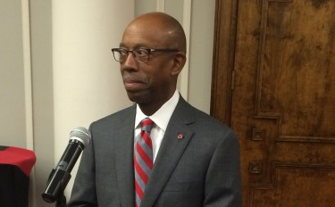 Ohio State President Michael Drake faces full schedule for 1st week