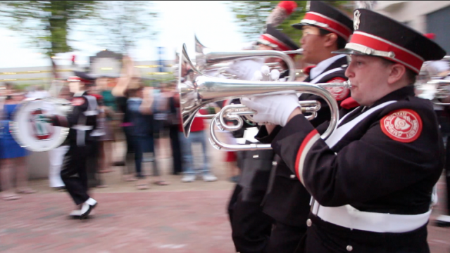 VIDEO: TBDBITL performs 1 day after director Jonathan Waters fired