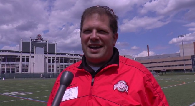 Jonathan Waters fired from Ohio State