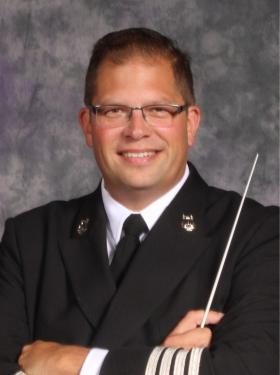 Former Ohio State Marching Band director Jonathan Waters Credit: Courtesy of OSU