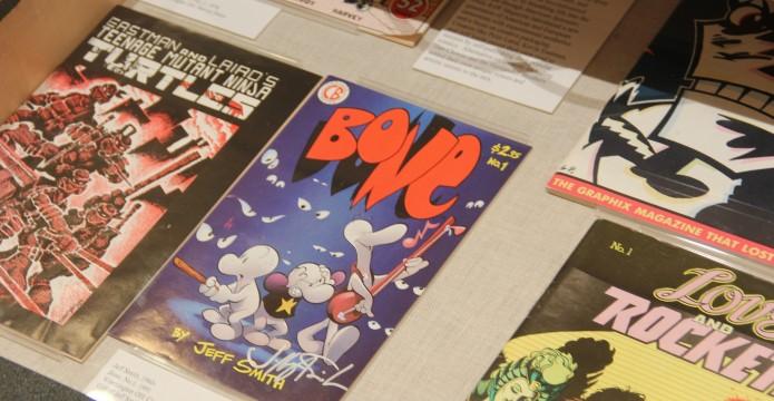 Ohio State cartoon museum to open new exhibits