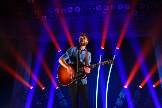 Gallery: Passenger plays at Newport Music Hall