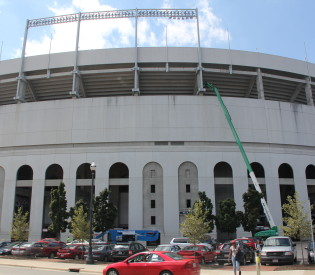 Ohio Stadium renovation to be completed day before home opener