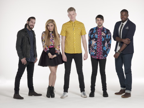 Pentatonix is set to perform on Sept. 29. at the Archie Griffin Ballroom. Courtesy of RCA Records / Photo credit: Jiro Schneider