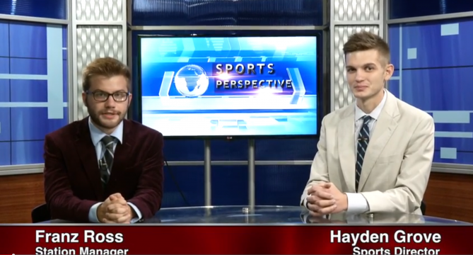 Sports Perspective: Episode 1 (Fall 2014)